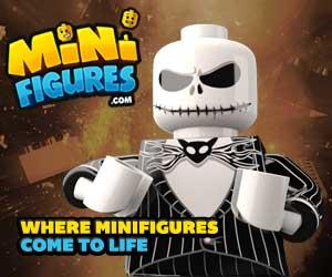 Minifigures.com Cashback