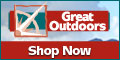 Great Outdoors Superstore Cashback