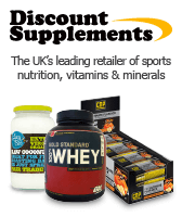 Discount Supplements Cashback