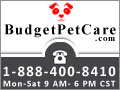 Budget Pet Care Cashback