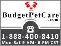 Budget Pet Care Cashback