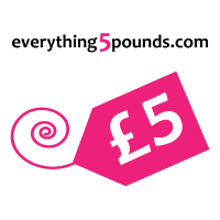 Everything 5 Pounds Cashback